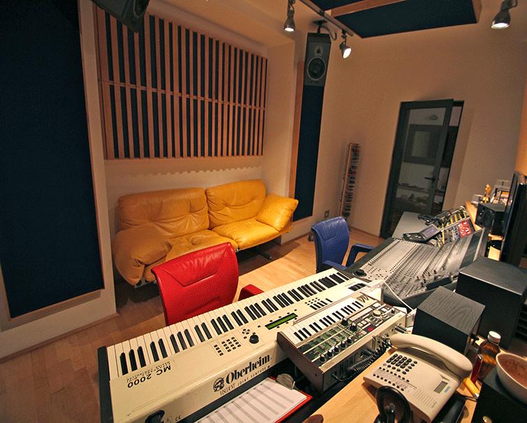 Artambo Studios Chi Siamo - sala di regia